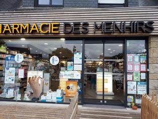 Foto del 27 de julio de 2018 15:03, Pharmacie des Menhirs, 14 Rue des Menhirs, 56410 Erdeven, France