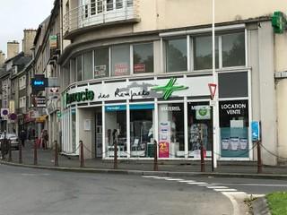 Photo du 17 octobre 2017 13:18, Pharmacie des Remparts, 107 Rue Torteron, 50000 Saint-Lô, France