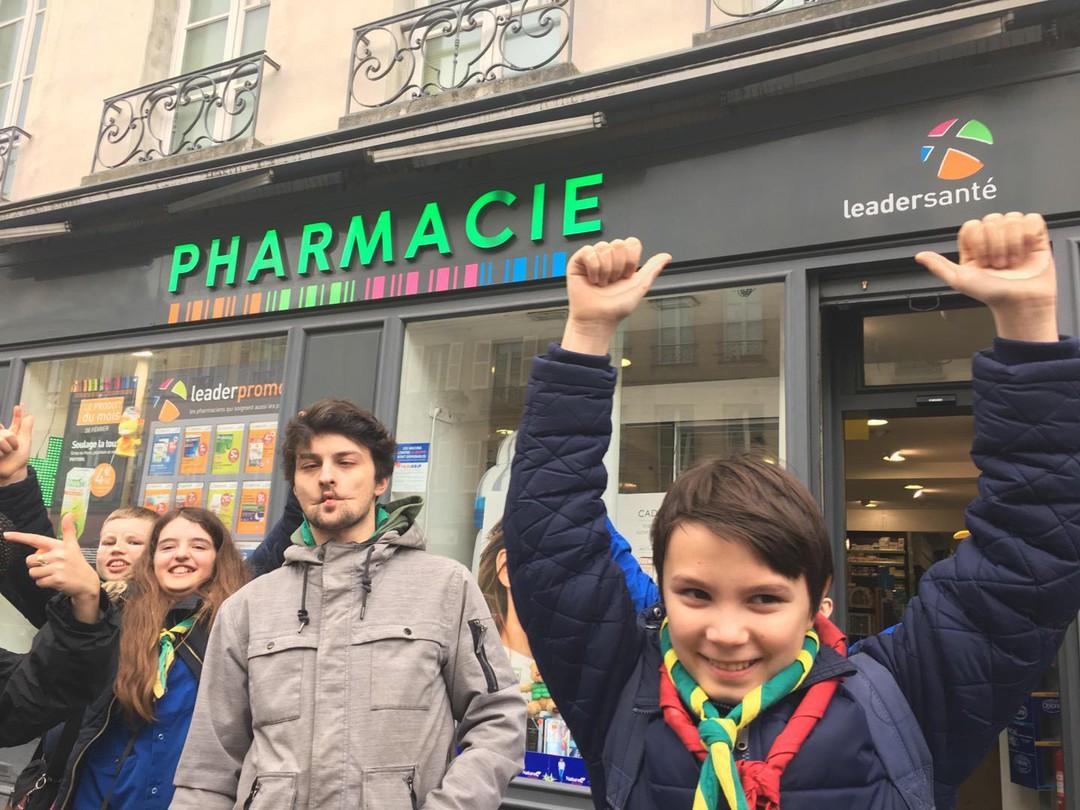 Photo du 10 mars 2018 11:31, Pharmacie des Tournelles - Leader Santé, 14 Rue Royale, 78000 Versailles, France