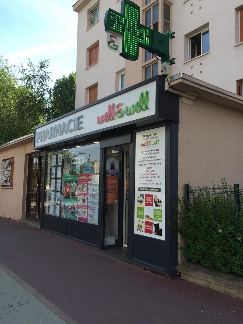 Photo du 22 juin 2017 08:40, Pharmacie des Vignes well&well, 116 Boulevard de Lattre de Tassigny, 92150 Suresnes, France