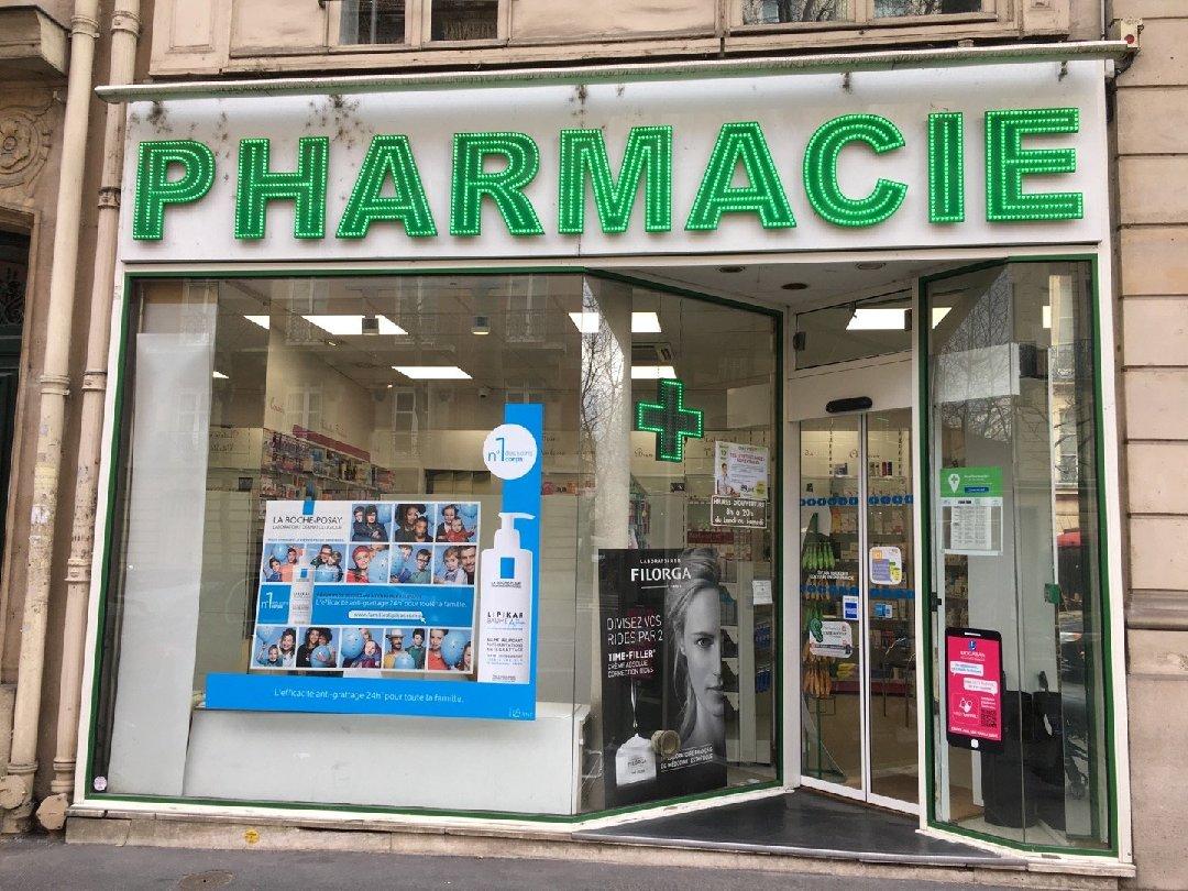Foto vom 24. Februar 2017 09:47, Pharmacie des invalides, 25 Boulevard de la Tour-Maubourg, 75007 Paris, Frankreich
