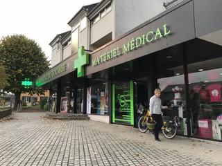 Photo du 17 octobre 2017 09:09, Pharmacie du Bocage SNC, 2 Place Pierre de Gouville, 50180 Agneaux, Francia