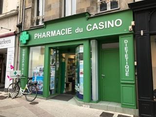 Foto del 11 de marzo de 2017 16:18, Pharmacie du Casino, 5 Rue Georges Clemenceau, 50400 Granville, France