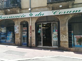 Photo of the May 23, 2018 12:38 PM, Pharmacie du Corum, 9 Rue du Pila St Gély, 34000 Montpellier, France