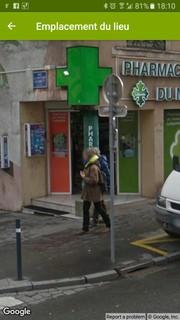 Foto vom 18. November 2017 17:10, Pharmacie du Marché, 89 Rue Saint-Dizier, 54000 Nancy, France