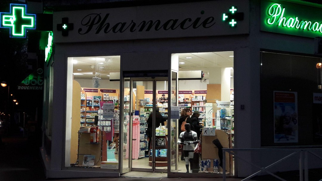 Photo of the November 13, 2017 4:24 PM, Pharmacie du Square, 131 Avenue Jean Jaurès / 12 Rue Jules Guesde, 92120 Montrouge, France