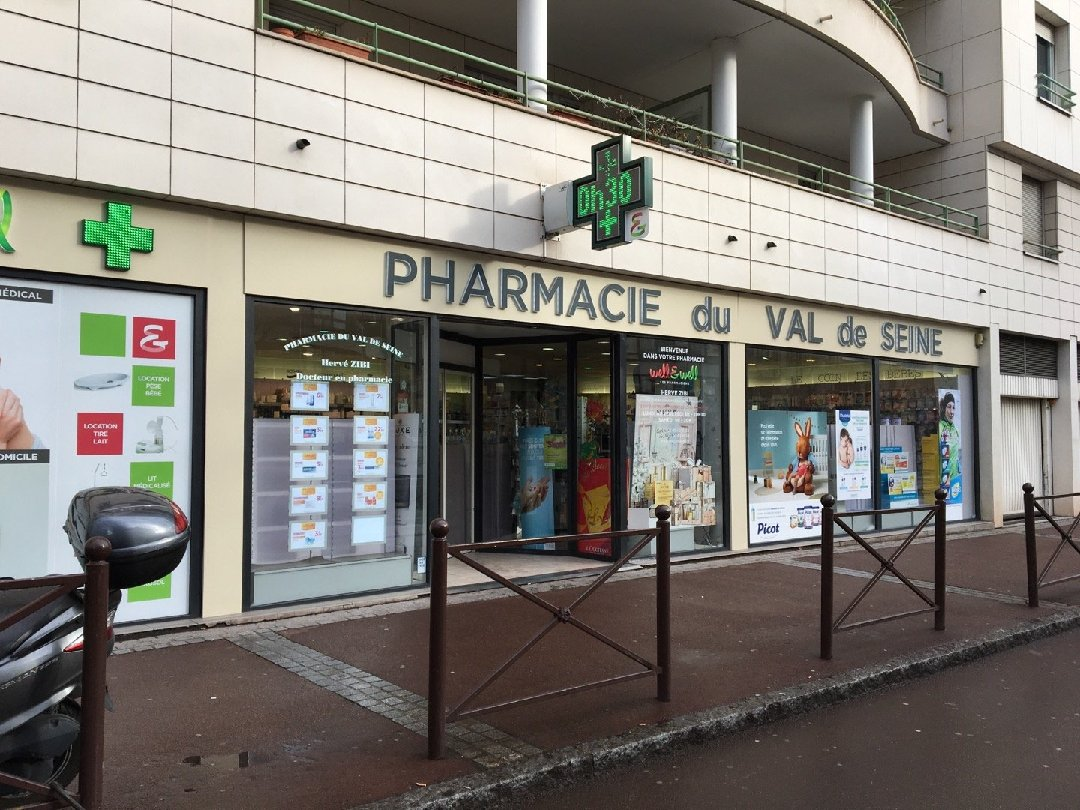 Foto del 10 de enero de 2017 11:14, Pharmacie du Val de Seine well & well, 21 Rue Rouget de Lisle, 92130 Issy-les-Moulineaux, Francia