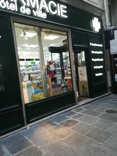 Foto vom 16. März 2018 14:38, Pharmacy City Hall, 4 Rue du Bourg Tibourg, 75004 Paris, France