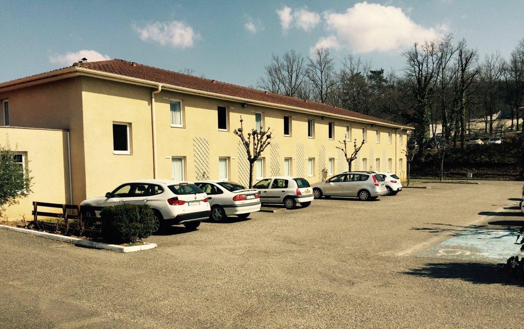 Foto vom 17. August 2016 17:19, Hôtel Kyriad Cahors, 33 Côte Des Ormeaux, 46000 Cahors, Frankreich