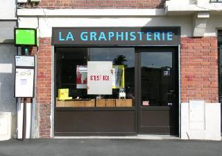 Photo of the May 24, 2016 10:49 PM, La Graphisterie, 99 Rue Marius Sidobre, 94110 Arcueil, Frankreich