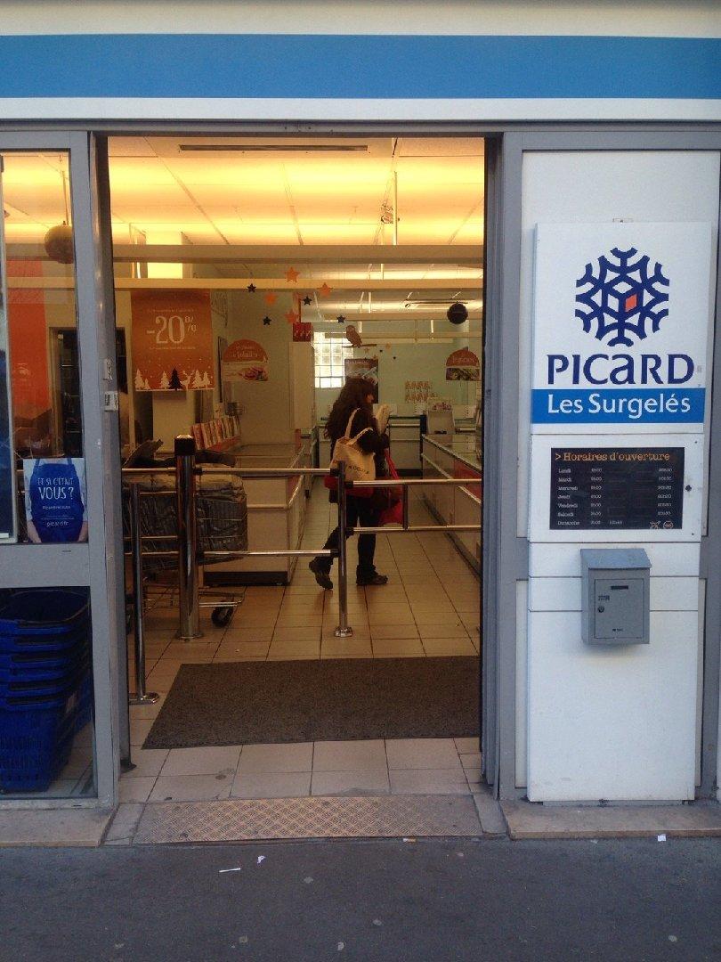 Foto del 3 de diciembre de 2016 14:09, Picard, 76-78 Rue de Paris, 93260 Les Lilas, Francia