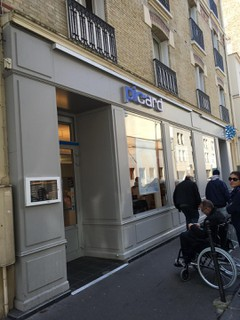 Photo of the September 21, 2017 10:10 AM, Picard, 31 Rue Louis Blanc, 75010 Paris, France