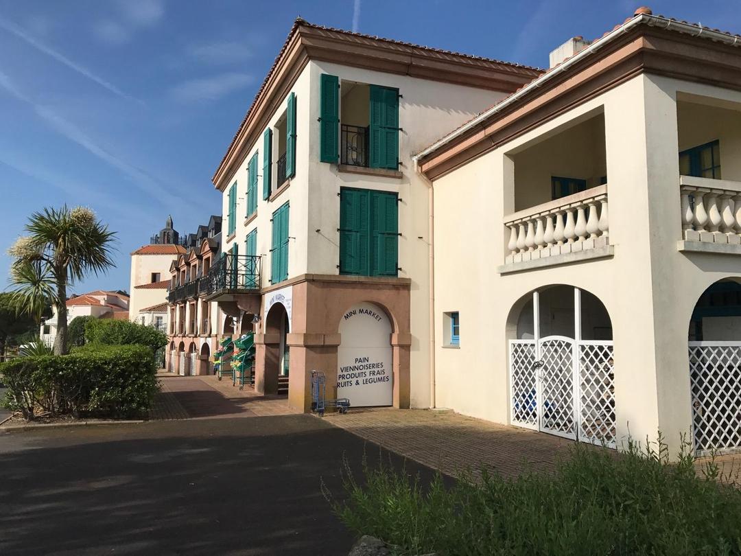 Foto vom 27. Mai 2017 10:20, Pierre et Vacances Resort Port-Bourgenay, Port-Bourgenay, 519 rue des Vacances, 85440 Talmont-Saint-Hilaire, Frankreich