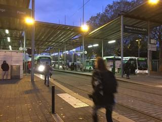 Photo of the November 15, 2017 6:55 AM, Pirmil, 44200 Nantes, Frankreich