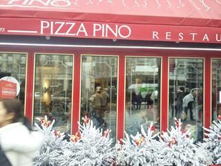 Foto del 31 de diciembre de 2017 13:33, Pizza Pino, 31-33 Av. des Champs-Élysées, 75008 Paris, France