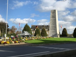 Photo of the October 20, 2017 2:06 PM, Place Patton, 50300 Avranches, Frankreich