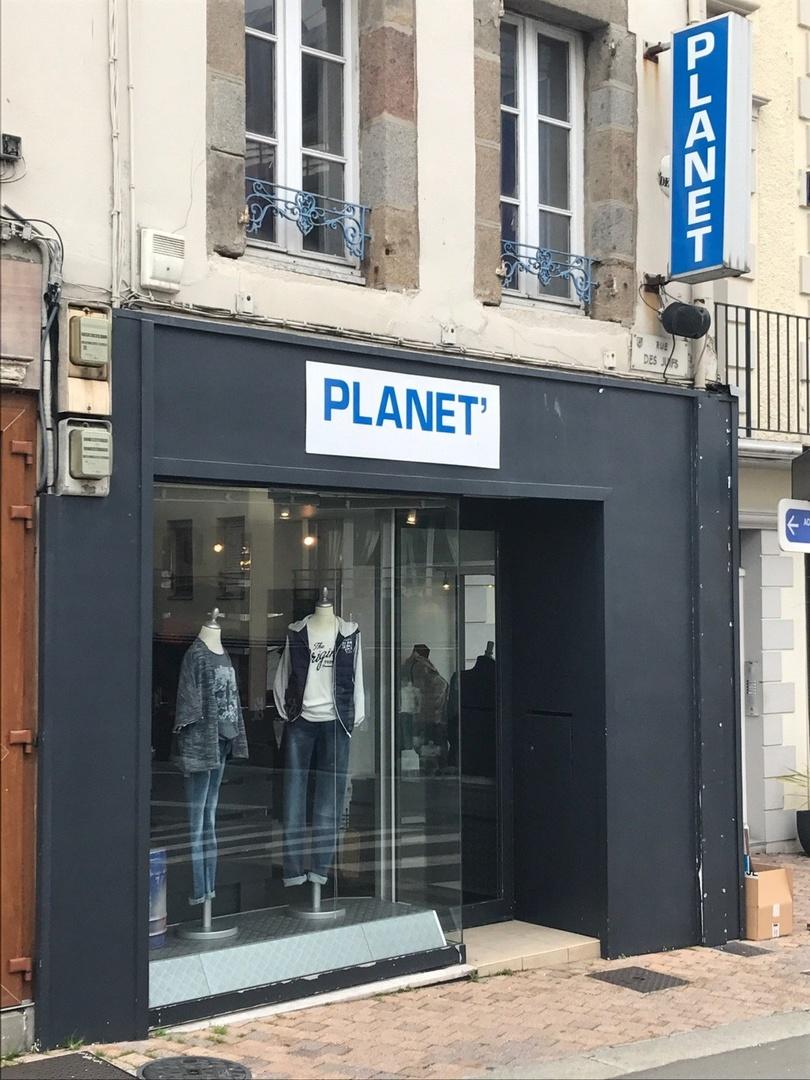Foto vom 22. März 2017 16:05, Planet, 117 Rue des Juifs, 50400 Granville, Frankreich