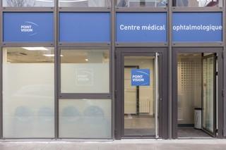 Centre Médical Ophtalmologique Point Vision Grenoble, ophtalmologue à GRENOBLE
