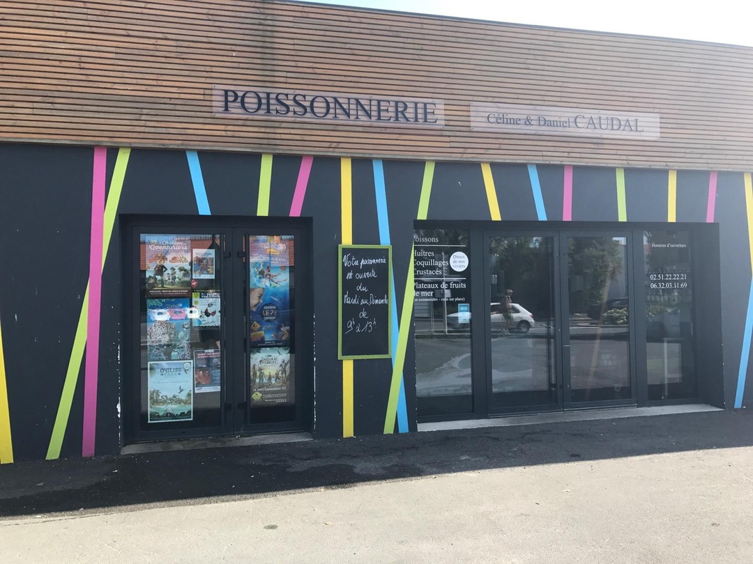 Photo of the May 26, 2017 5:01 PM, Poissonnerie de Bourgenay Daniel CAUDAL, 16 Avenue de la Plage, 85440 Talmont-Saint-Hilaire, France