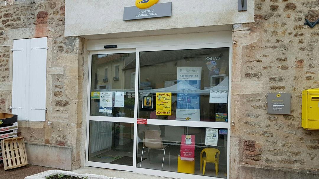 Foto vom 8. Mai 2017 09:57, La Poste, 10 Rue des Vaux Marins, 89420 Guillon, France