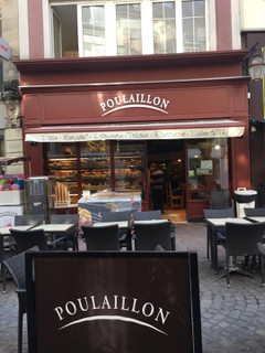 Photo of the April 25, 2018 8:09 AM, Poulaillon, Rue Louis Pasteur, Mulhouse, France