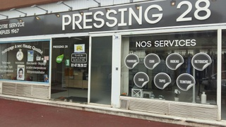 Foto vom 10. März 2017 12:53, Pressing 28, 28 Rue Georges Lebigot, 94800 Villejuif, Francia
