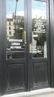 Photo of the June 9, 2017 1:36 PM, Dry Sekenet Place de Clichy / laundry, 17 Boulevard des Batignolles, 75008 Paris, France