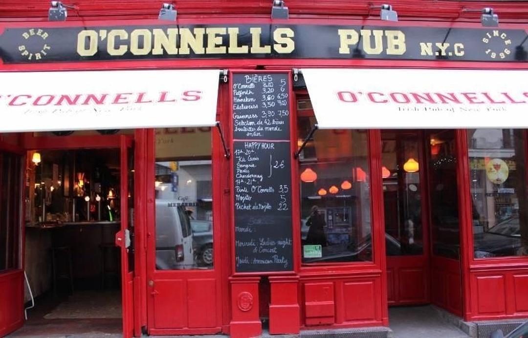 Photo of the February 5, 2016 6:54 PM, O'Connells Pub - Oberkampf, 98 Rue Oberkampf, 75011 Paris, France