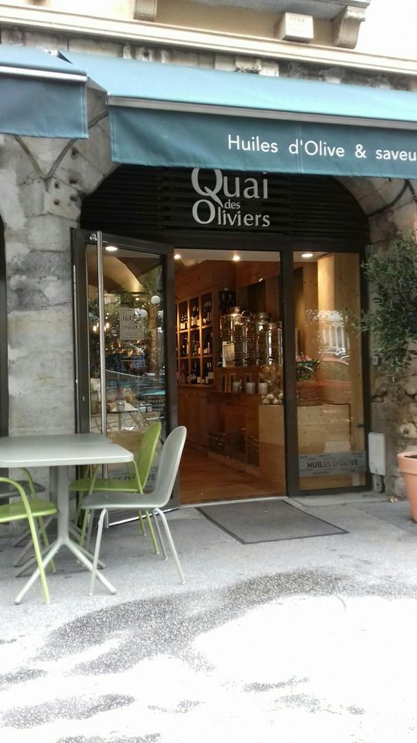 Photo of the September 13, 2017 2:00 PM, Quai des Oliviers, 29 Quai Saint-Antoine, 69002 Lyon, France