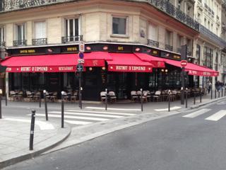 Photo of the February 5, 2016 6:54 PM, Le bistrot d'Edmond, 23 Rue du 4 Septembre, 75002 Paris, France