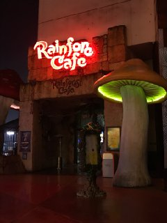 Foto vom 16. Februar 2017 20:48, Rainforest Café - A Wild Place to Eat and Shop!, Disney Village, 77705 Marne-la-Vallée Chessy, France