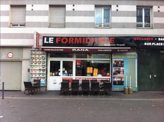 Photo of the November 13, 2017 12:26 PM, Rana Restaurant, 49 Avenue de Paris, 94800 Villejuif, France