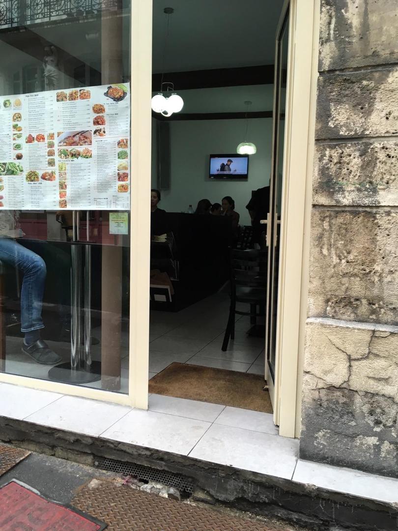 Foto vom 6. Juni 2017 14:04, Règal d'Asie, 63 Rue de Provence, 75009 Paris, Frankreich