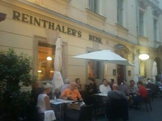 Photo du 30 mai 2018 18:50, Reinthaler's Beisl, Dorotheergasse 2-4, 1010 Wien, Austria