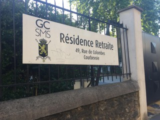 Photo of the June 21, 2018 6:24 PM, Résidence retraite, 49 Rue de Colombes, 92400 Courbevoie, France