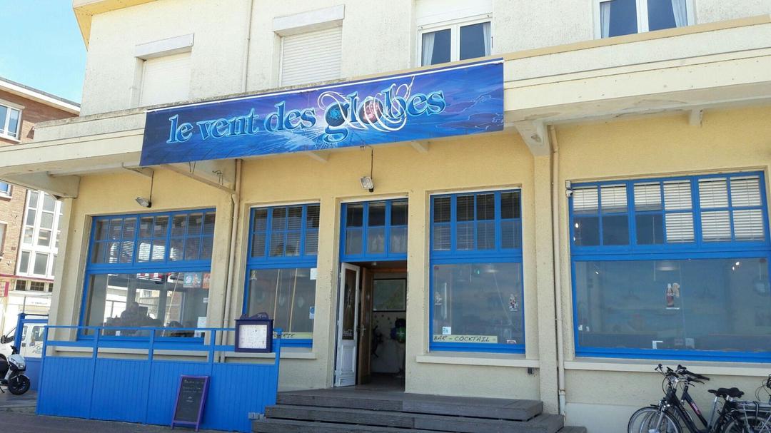 Foto del 16 de junio de 2017 13:39, Restaurant Au Vent des Globes, 1011 Avenue du Général de Gaulle, 59123 Bray-Dunes, Francia