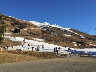 Photo of the January 1, 2017 12:36 PM, Restaurant La Grange, 13 Rue des Sagnes, 38860 Deux Alpes (Les), France