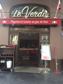Foto del 7 de septiembre de 2017 8:39, Restaurant Le Verdi, 13 Boulevard des Brotteaux, 69006 Lyon, France