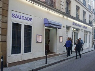 Photo du 24 mai 2018 17:29, Restaurant Saudade, 34 Rue des Bourdonnais, 75001 Paris, France