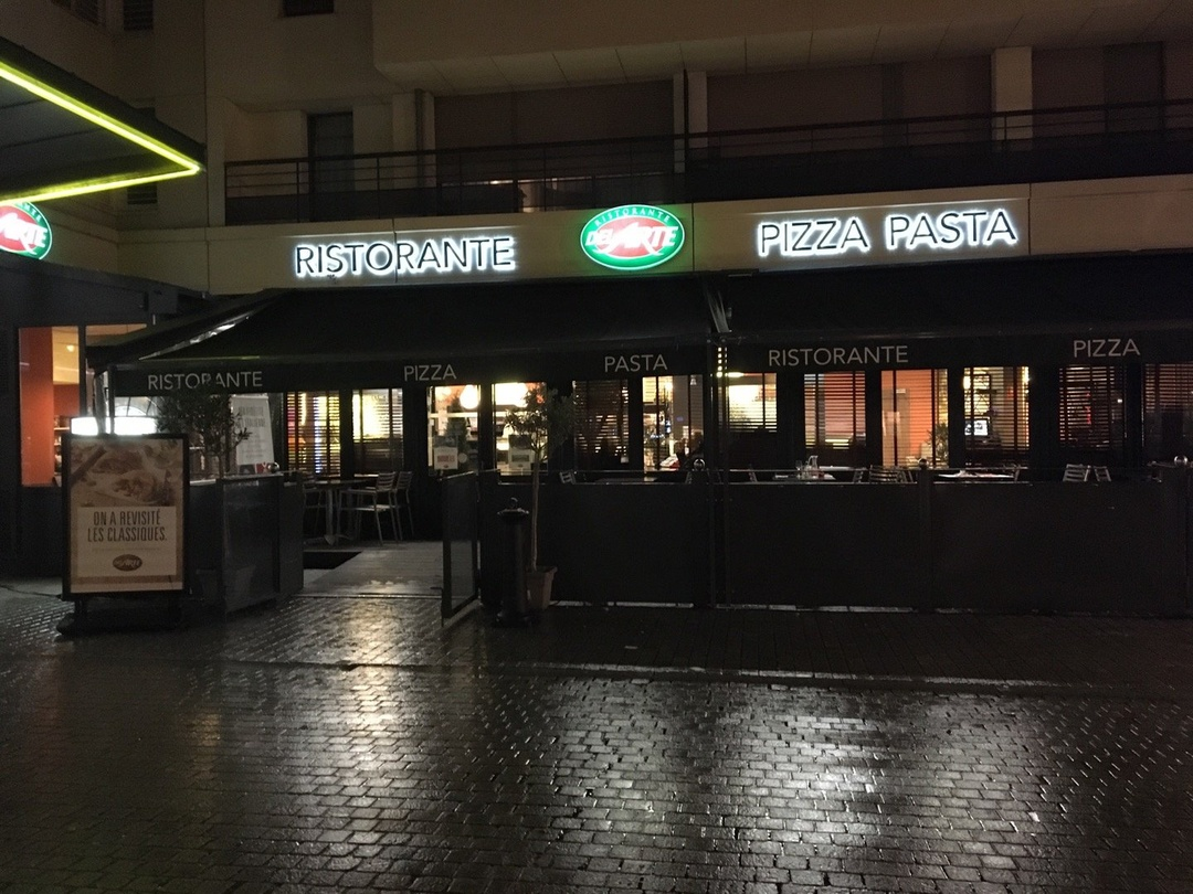 Photo du 8 mars 2017 21:33, Ristorante Del Arte, Centre Commercial Les passages de l'Hôtel de Ville, 9 Rue Auguste Perret, 92100 Boulogne-Billancourt, France