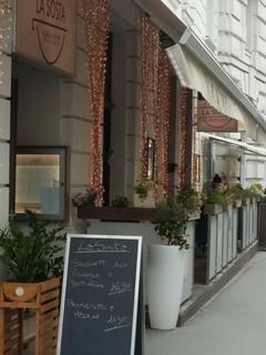Photo du 2 juin 2018 13:57, Ristorante La Sosta, Schauflergasse 6, 1010 Wien, Austria