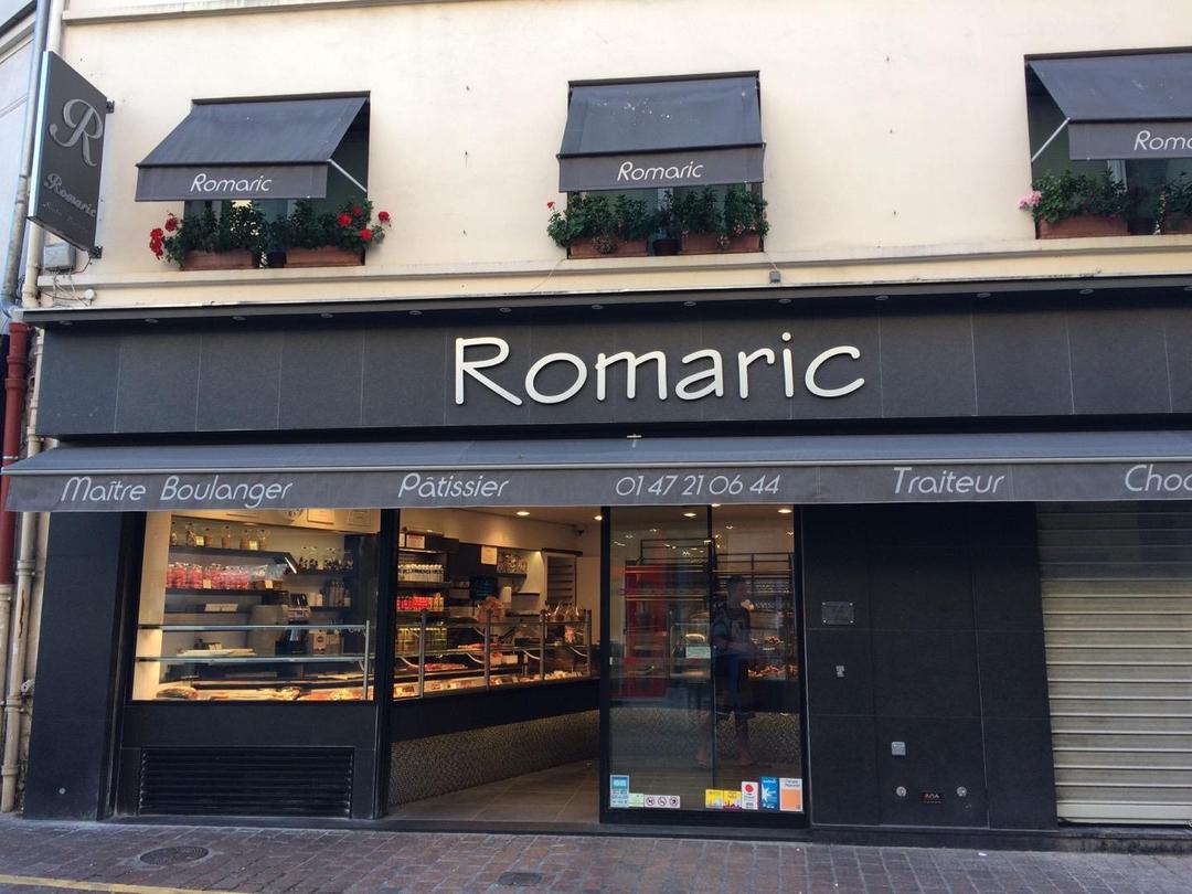 Photo of the August 22, 2017 5:43 PM, Romaric Maitre Boulanger, 21 Rue Henri Barbusse, 92000 Nanterre, France