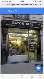Photo of the May 7, 2017 9:00 AM, Rozon bleu, 49 Avenue du Général Michel Bizot, 75012 Paris, France