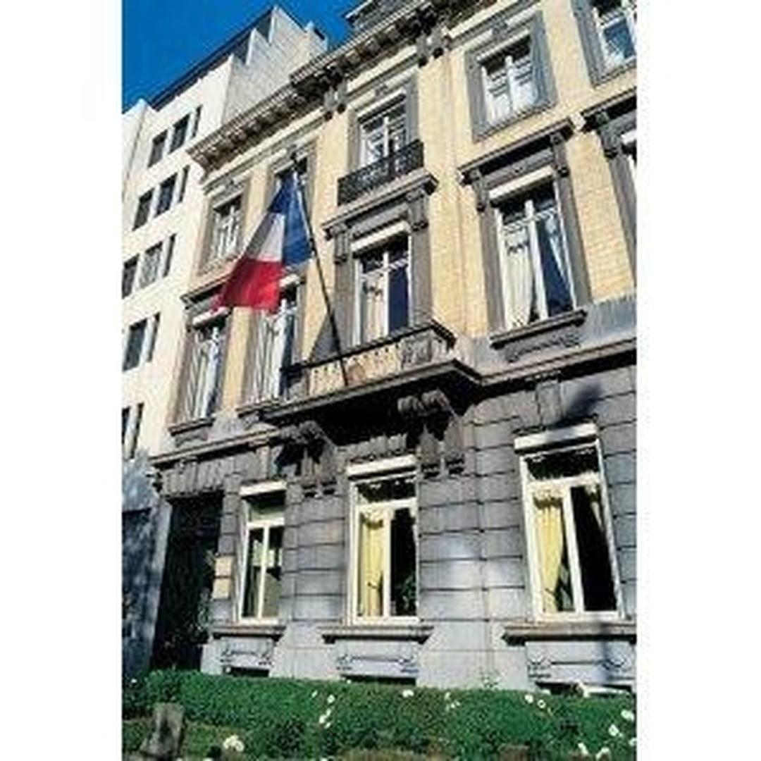 Photo du 5 février 2016 18:53, Consulat Général de France à Bruxelles, Boulevard du Régent 42, 1000 Bruxelles, Belgique