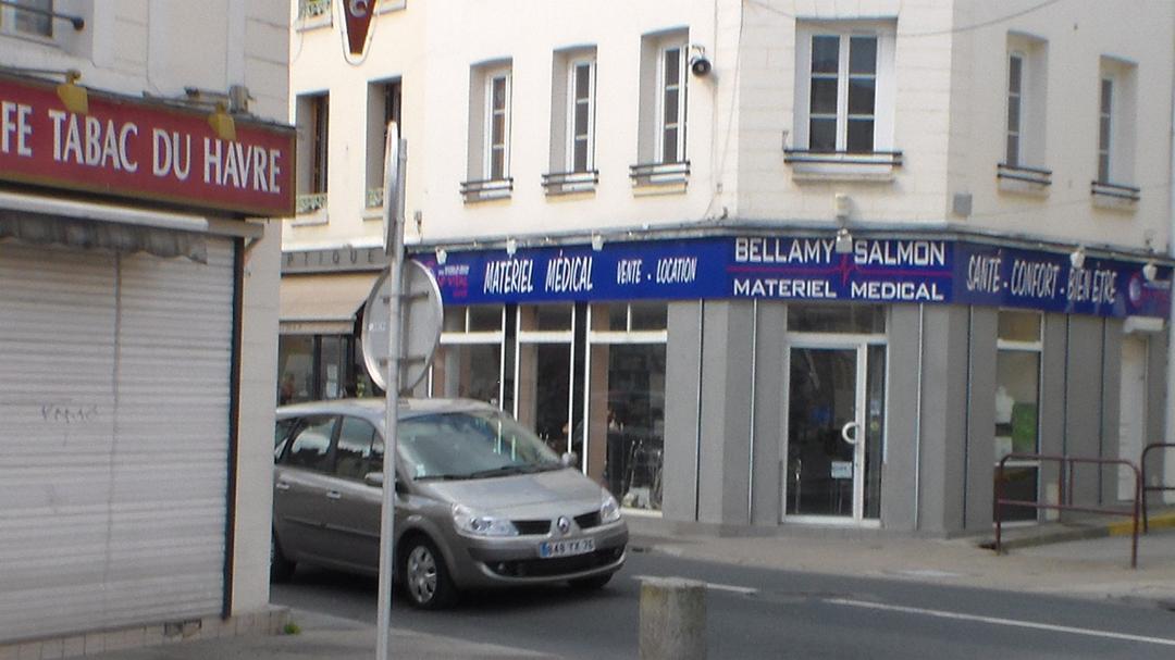 Foto del 5 de febrero de 2016 18:56, Bellamy-salmon, 81 Rue Léon Gambetta, 76210 Bolbec, Francia