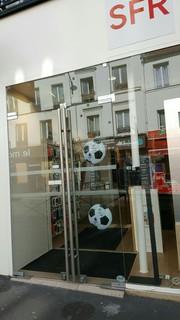 Foto vom 21. September 2017 10:25, SFR, 6 Rue de Ménilmontant, 75020 Paris, France