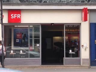 Foto vom 12. Juni 2018 14:41, SFR, 29 Rue de Dunkerque, 75010 Paris, France