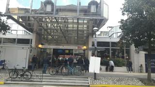 Photo du 20 septembre 2017 08:14, SNCF Chambéry station, Chemin de la Cassine, 73000 Chambéry, France
