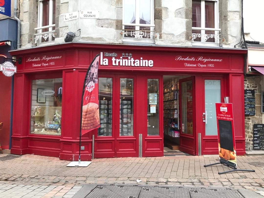 Foto del 15 de marzo de 2017 16:00, La Trinitaine, 1 Rue Couraye, 50400 Granville, Francia