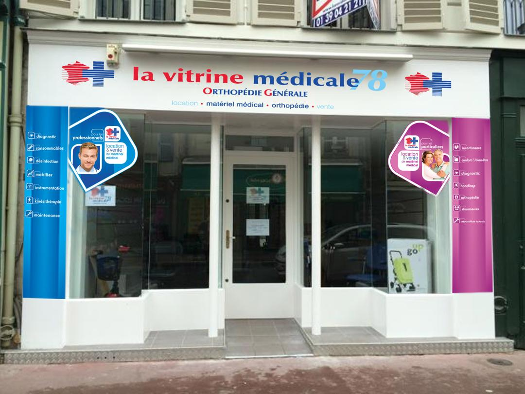 Photo of the February 5, 2016 6:57 PM, Meulan Medical Conseil, 1 Rue Langevin, 78130 Les Mureaux, France